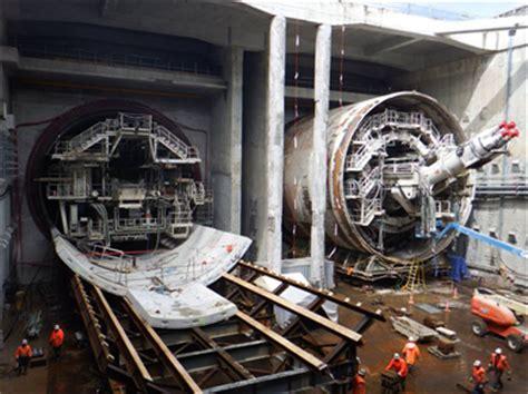 tbm turnaround at waterview tunnelbuilder.com news