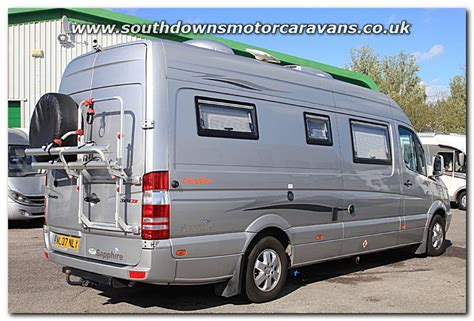 Southdowns   Used Devon Sapphire Mercedes Sprinter 315 CDI 2.2L Automatic Van Conversion