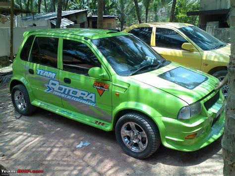 Modded Cars In Kerala Team Bhp