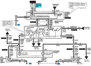 wiring diagram on multifunction switch on a 2000 ford fixya