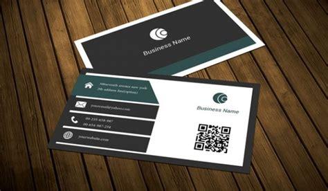 card template darkroom slate business card template psd file free
