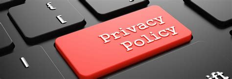 privacy policy privacy policy fred e
