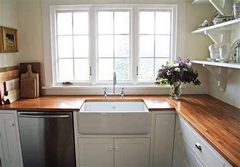 Butcher Block Countertops White Cabinets by What To About Butcher Block Countertops Cottage