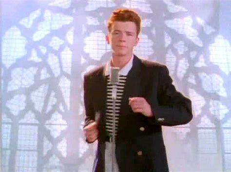 Rick Rolled Meme - rick astley still picture rickroll know your meme