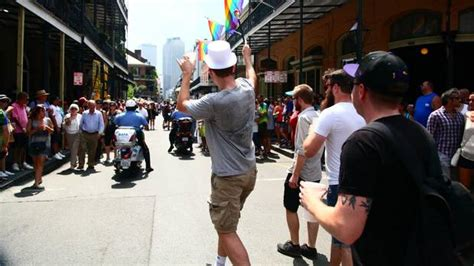 throwing in new orleans it s strangely simple to throw a parade on the streets of