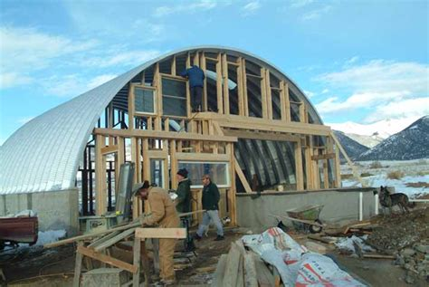 quonset house floor plans google search quonset quonset arch house google search quonsets pinterest