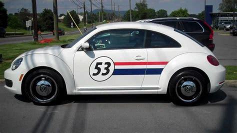 quot herbie quot 2012 volkswagen beetle 2 5l pzev vw