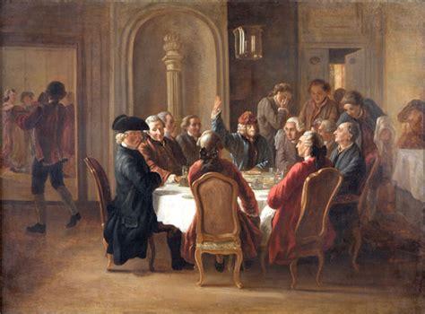 illuminismo in inghilterra illuminismo organizzazione della cultura intellettuali