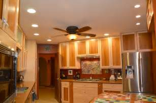 Kitchen Pot Lights Recessed Lighting For Kitchen Remodel Total Lighting