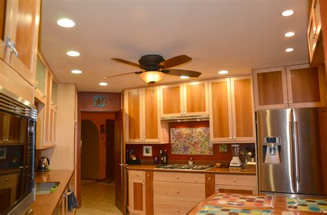 Kitchen Can Lighting Recessed Lighting For Kitchen Remodel Total Lighting