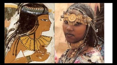 modern egyptian hair debate response kushitic origins of kmt kemet