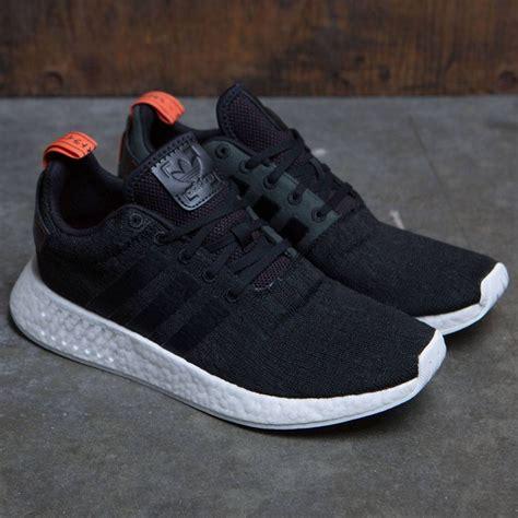 Adidas Nmd R2 Black By Menola adidas nmd r2 black black future harvest