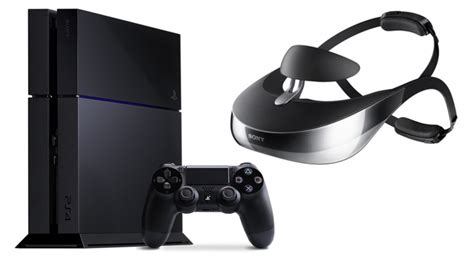 sony teases virtual reality support   party ps