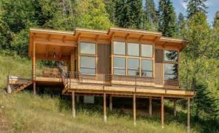 the smarter small home design kit 550 sq ft prefab timber cabin by fabcab