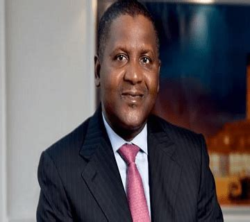 aliko dangote wants to buy arsenal meet the second most powerful black in the world after dangote reveals determination to buy arsenal channels television
