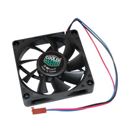Fan Dc Brushless Ad 0912hs Gcm delta coolermaster 70mm 12v dc brushless fan