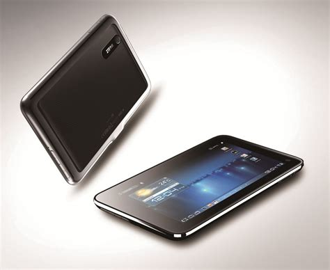 Zte Tablet Android zte launches four android tablets notebookcheck net news