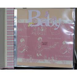 Handmade Baby Albums - handmade baby scrapbook album findgift