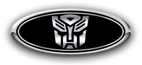 ford autobot decals ford custom emblem ovelay decals stickers