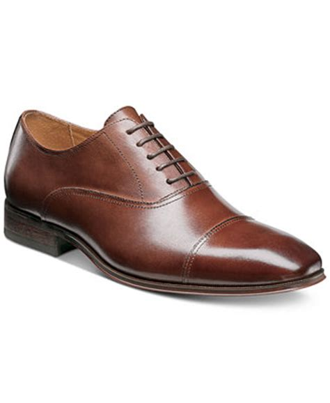 macy s oxford shoes florsheim s corbetta cap toe oxford all s shoes