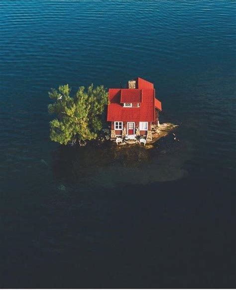 just room enough island quot just room enough quot thousand islands chain