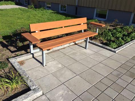 park upholstery anova rendezvous steel park bench wayfair soapp culture