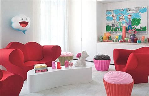 7 Playful Decorations by Playful Humorous Home Decoration Ideas Photos