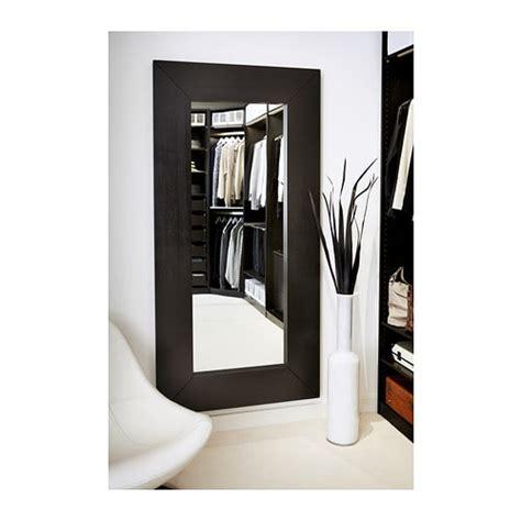 mongstad mirror black brown 94x190 cm ikea mongstad mirror black brown 94x190 cm ikea
