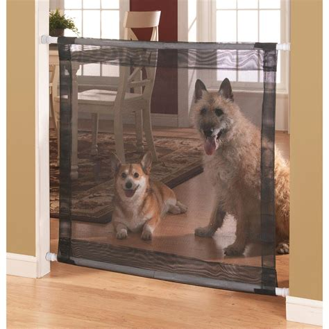 expandable dog gates for the house expandable portable pet gate 206759 pet gates rs