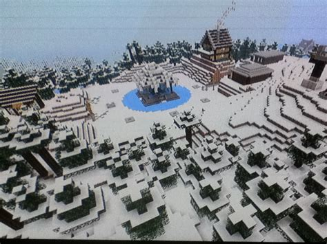 theme hunger games ps3 ps3 hunger games winter map minecraft project