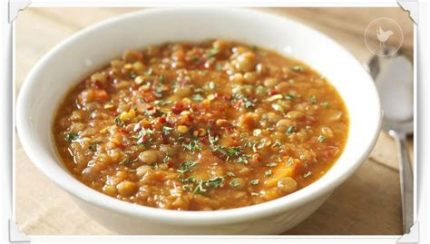 Vegan Lentil Detox Soup by My Husband And I Embarked On Arbonne S 30 Days To Healthy