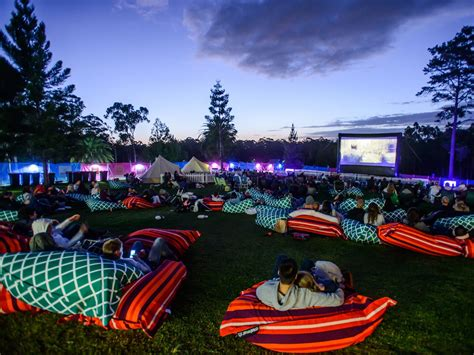 Botanical Gardens Outdoor Cinema Adelaide S Summer Botanic Gardens Outdoor Cinema