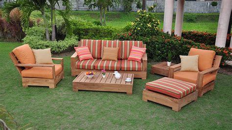 best outdoor furniture best type of wood for outdoor