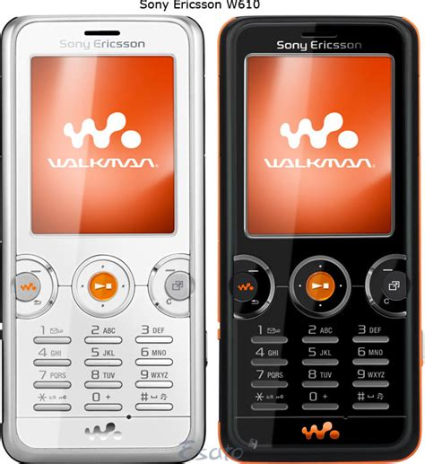 Lcd Sony Ericsson K550 W610 Ori sony ericsson to launch two new walkman phones w880