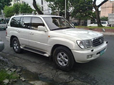 Lc100 Toyota Toyota Landcruiser Lc100 Mitula Cars
