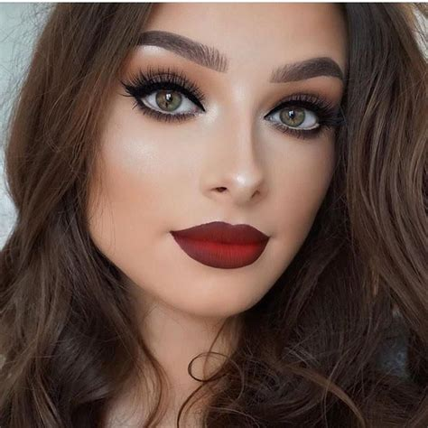 Fall Makeup Trends The Lip by Fall Winter 2017 2018 Makeup Trends Makeup Trends