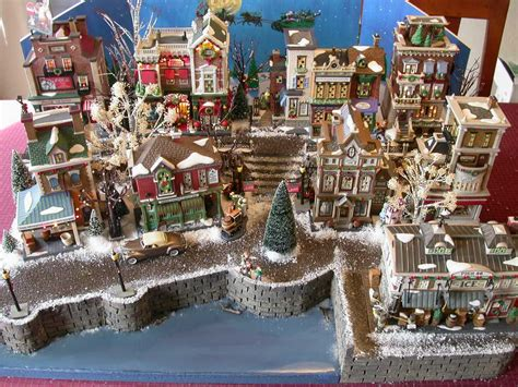 department christmas ideas galleries showcase displays dept 56 villages display and galleries