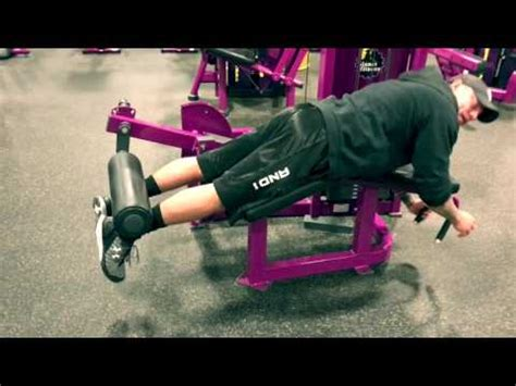 planet fitness no bench press leg curl video 005 doovi