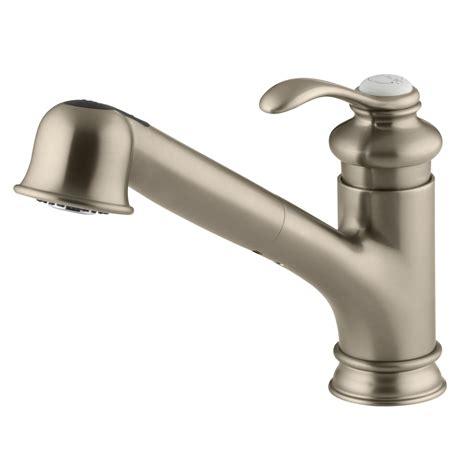 kitchen faucet size kohler cruette kitchen faucet