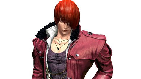 King Of king of fighters xiv character portraits
