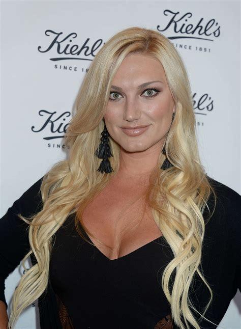 Brooke Hogan - Kiehl's LifeRide For The Ovarian Cancer ...