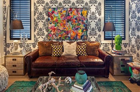 Walpaper Dinding 81 50 contoh wallpaper dinding ruang tamu minimalis