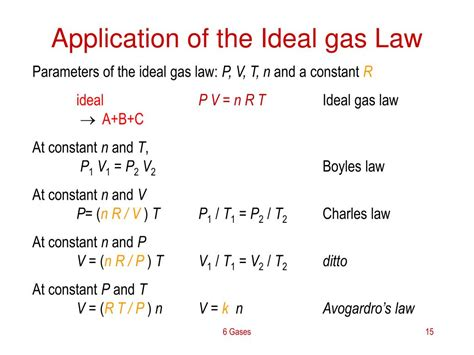 The Gas L by Ideal Gas Solve For N Pictures To Pin On