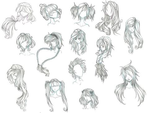 anime simple hairstyles simple chibi curly hair male buscar con google chibi