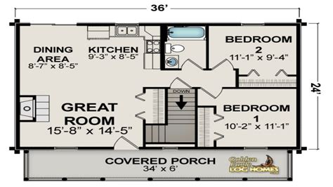 Small House Plans Under 1000 Sq Ft Unique Small House Log Cabin Home Plans Less Than 1000 Sq