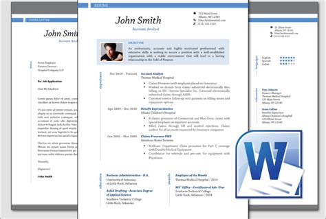 best cv template word design clean professional resume cv template word fiverr