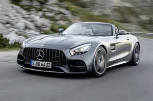 Picture Mercedes Mercedes Amg Gt Roadster Quelle Beaut 233 Luxe Et Concept