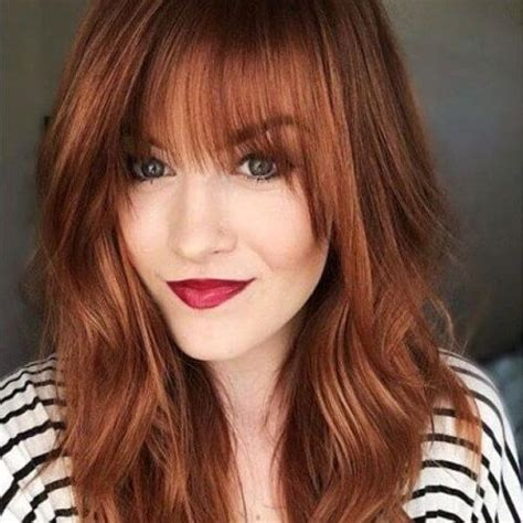 image result for medium auburn hair beauty medium