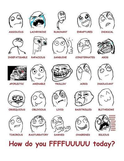 All The Meme Faces - 4chan memes faces image memes at relatably com