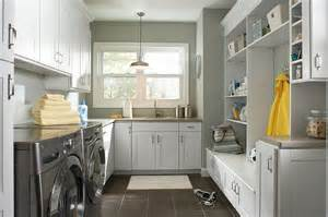 Laundry Room In Kitchen Ideas by 25 Space Saving Multipurpose Laundry Rooms